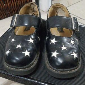 Black with stars
